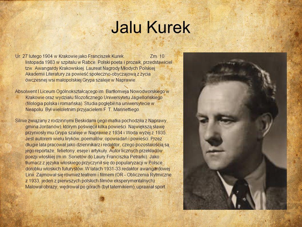 Jalu Kurek
