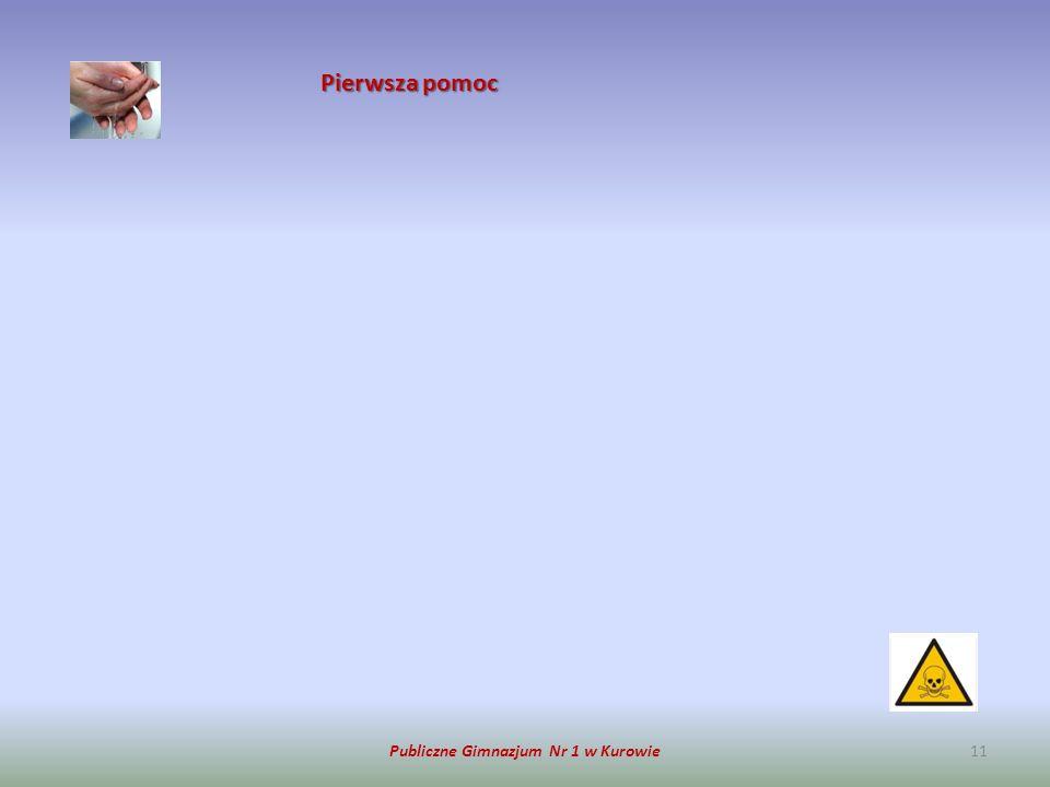 Publiczne Gimnazjum Nr 1 w Kurowie
