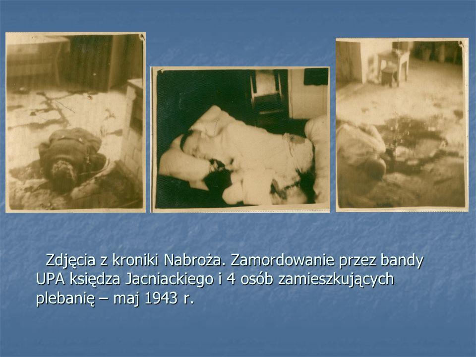 Zdjęcia z kroniki Nabroża