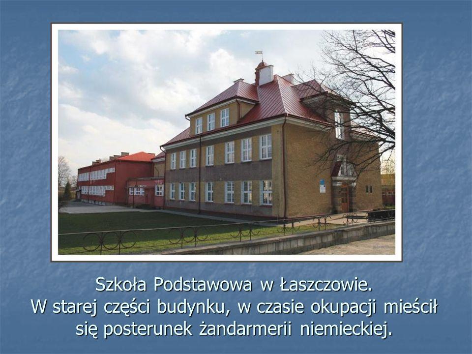 Szkoła Podstawowa w Łaszczowie