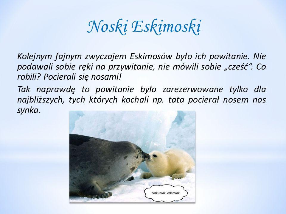 Noski Eskimoski