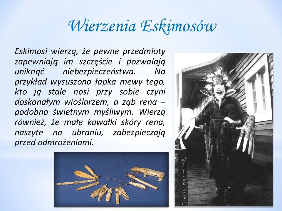 Wierzenia Eskimosów