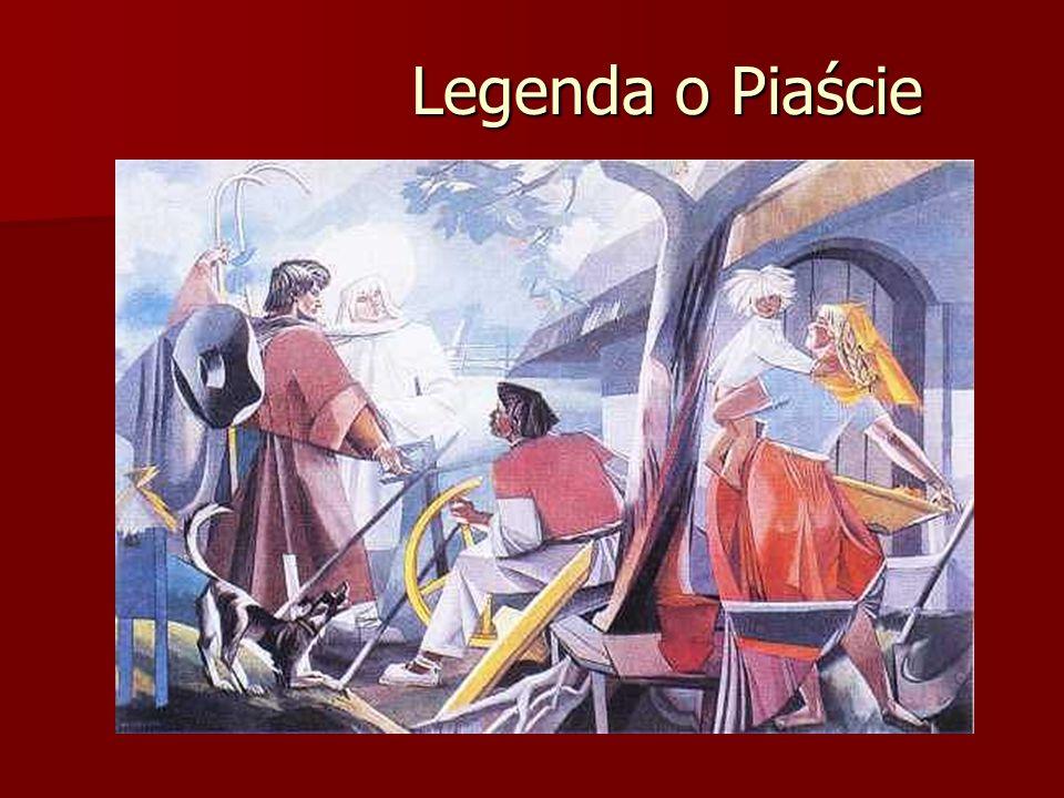 Legenda o Piaście