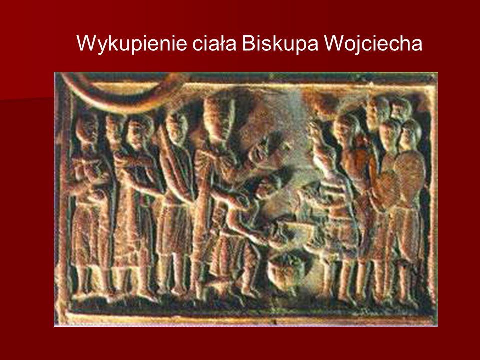 Wykupienie ciała Biskupa Wojciecha
