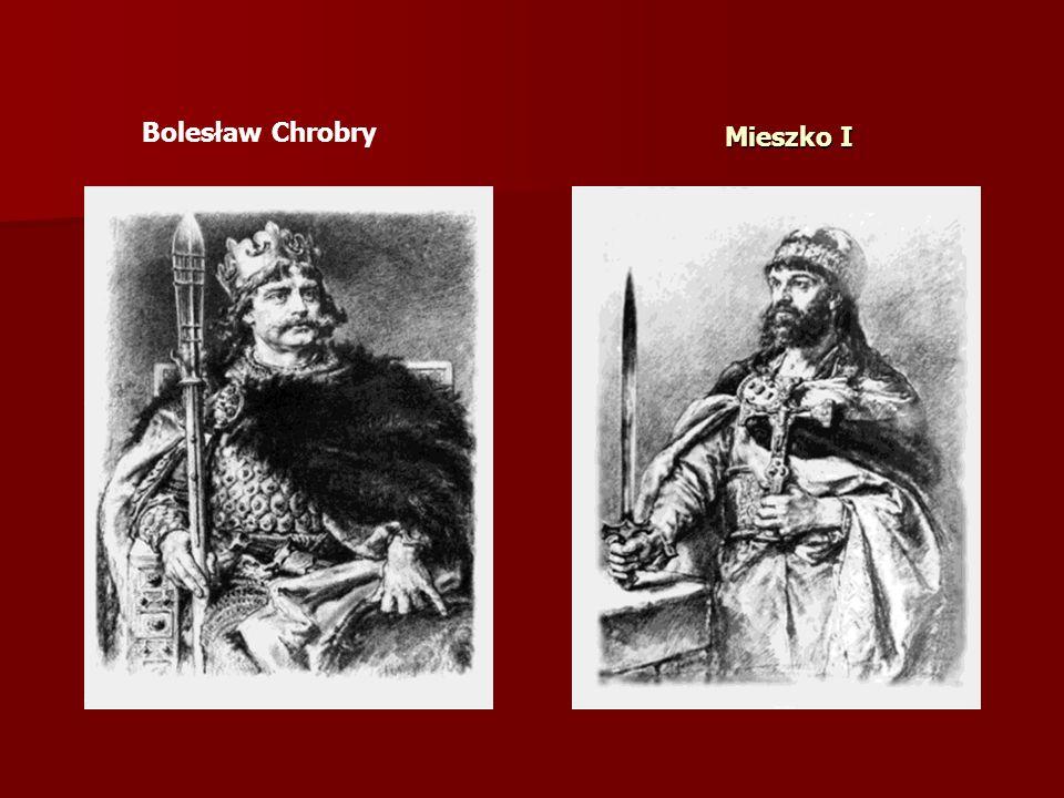 Bolesław Chrobry Mieszko I