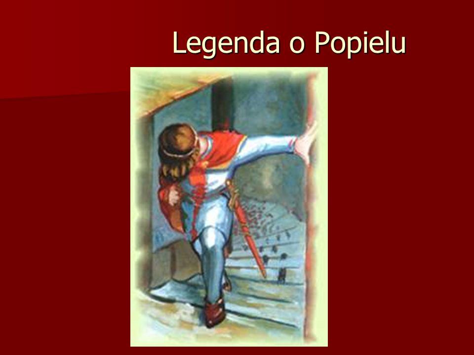 Legenda o Popielu
