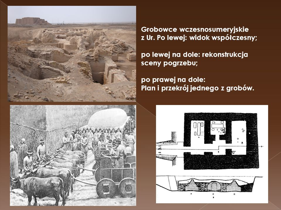 Grobowce wczesnosumeryjskie
