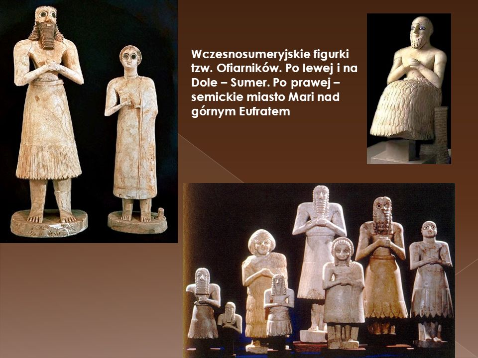 Wczesnosumeryjskie figurki