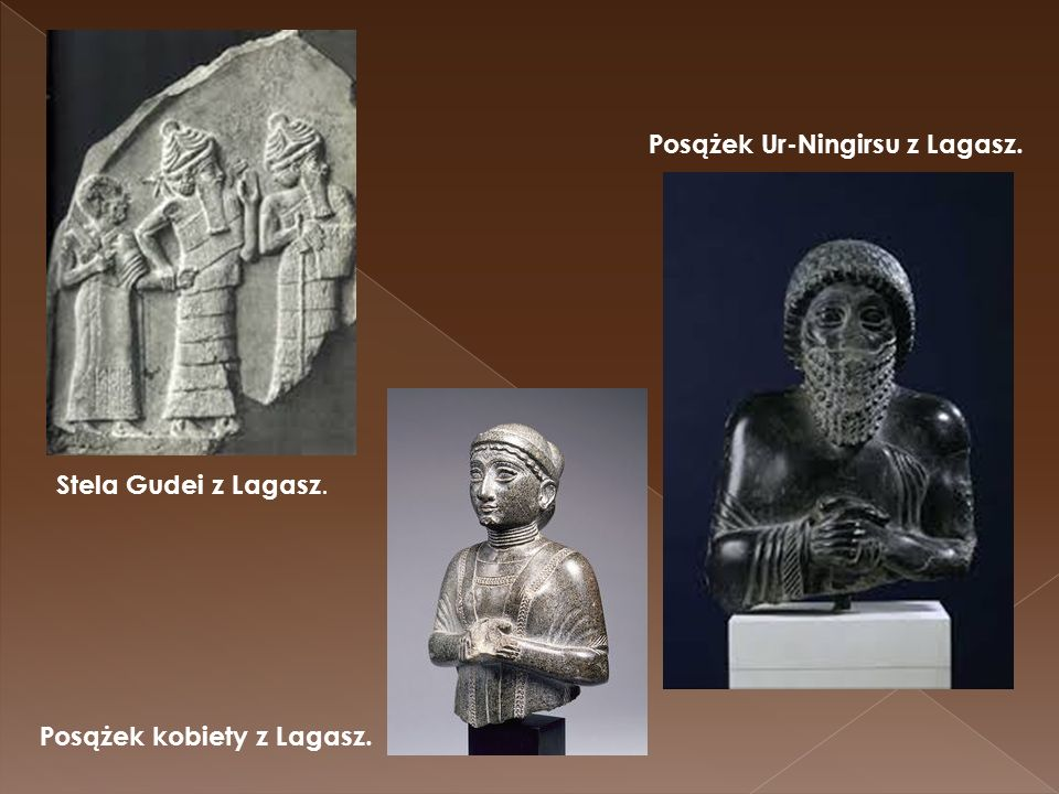 Posążek Ur-Ningirsu z Lagasz.
