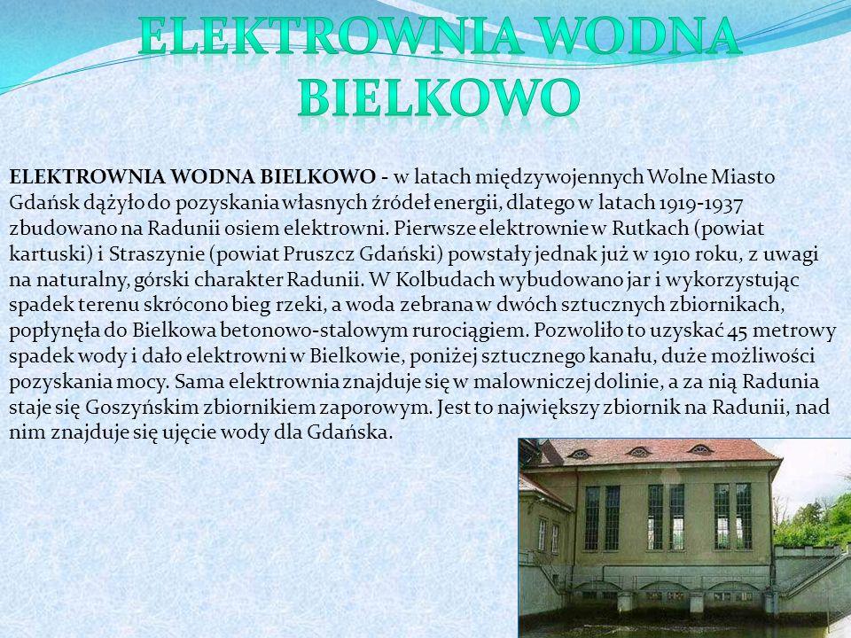 Elektrownia wodna Bielkowo