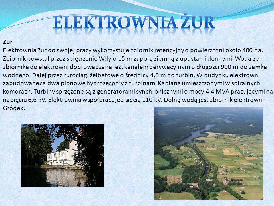 Elektrownia Żur
