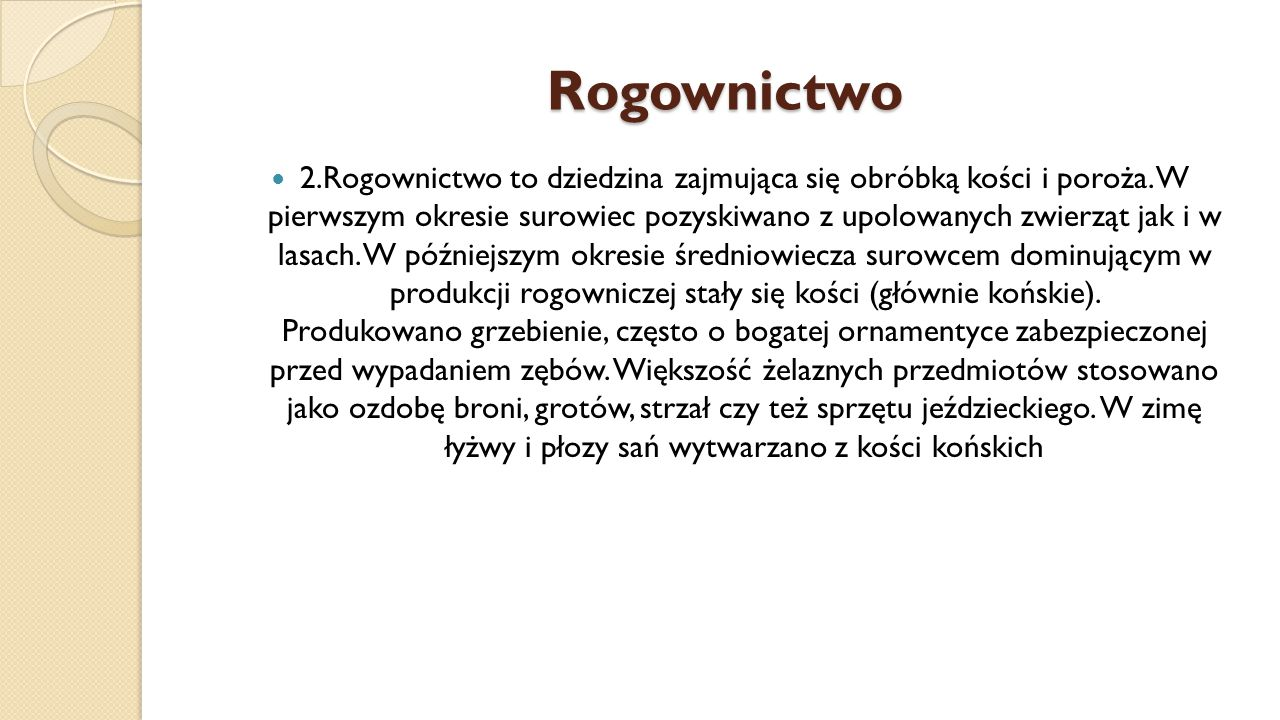 Rogownictwo