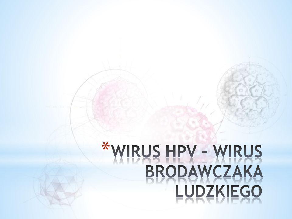 WIRUS HPV – WIRUS BRODAWCZAKA LUDZKIEGO