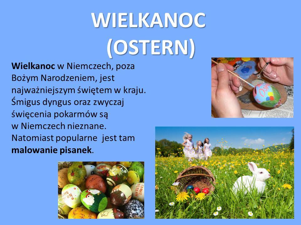 WIELKANOC (OSTERN)