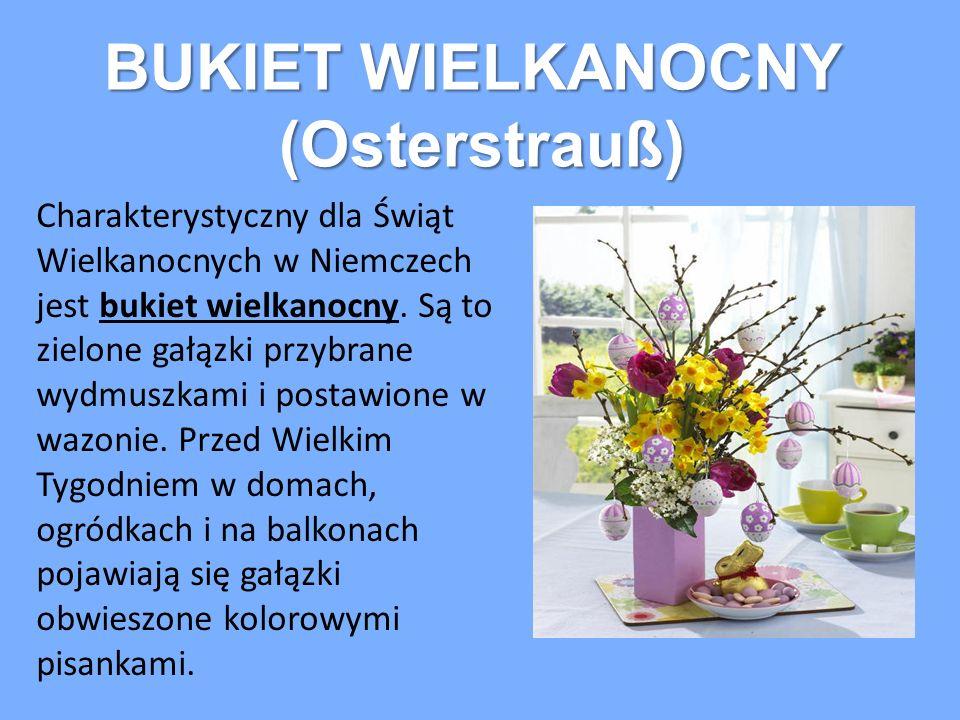 BUKIET WIELKANOCNY (Osterstrauß)