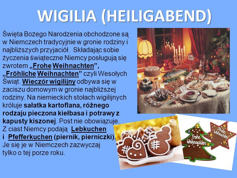 WIGILIA (HEILIGABEND)