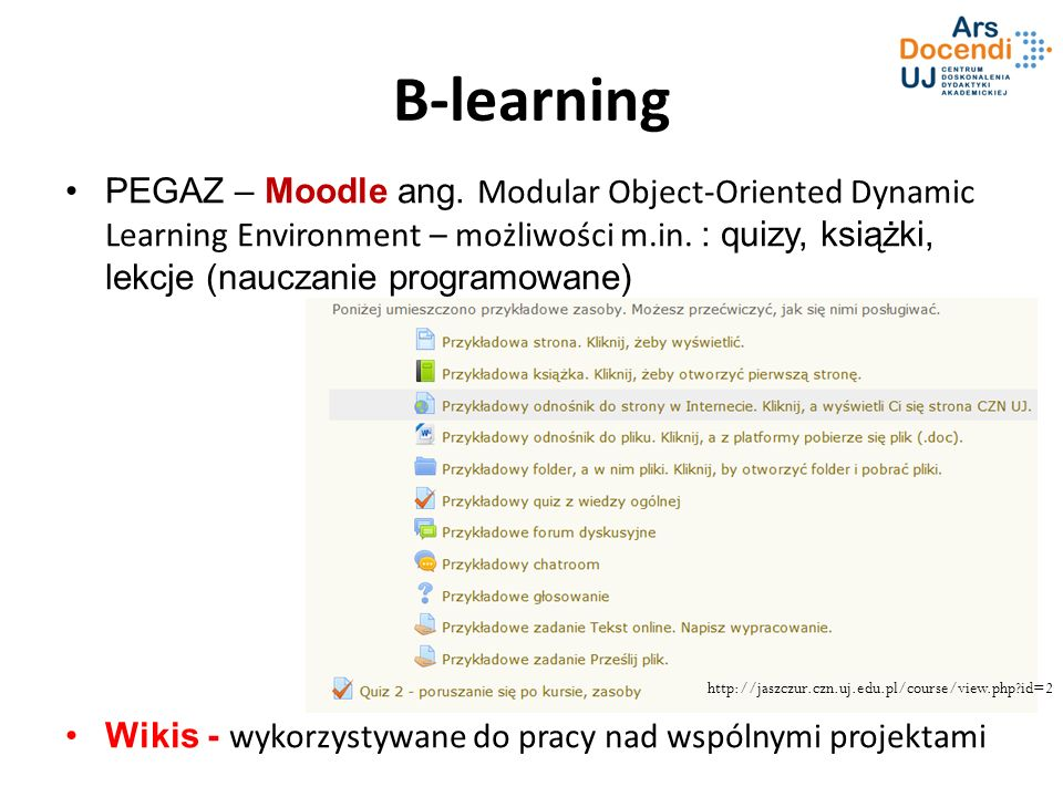 B-learning