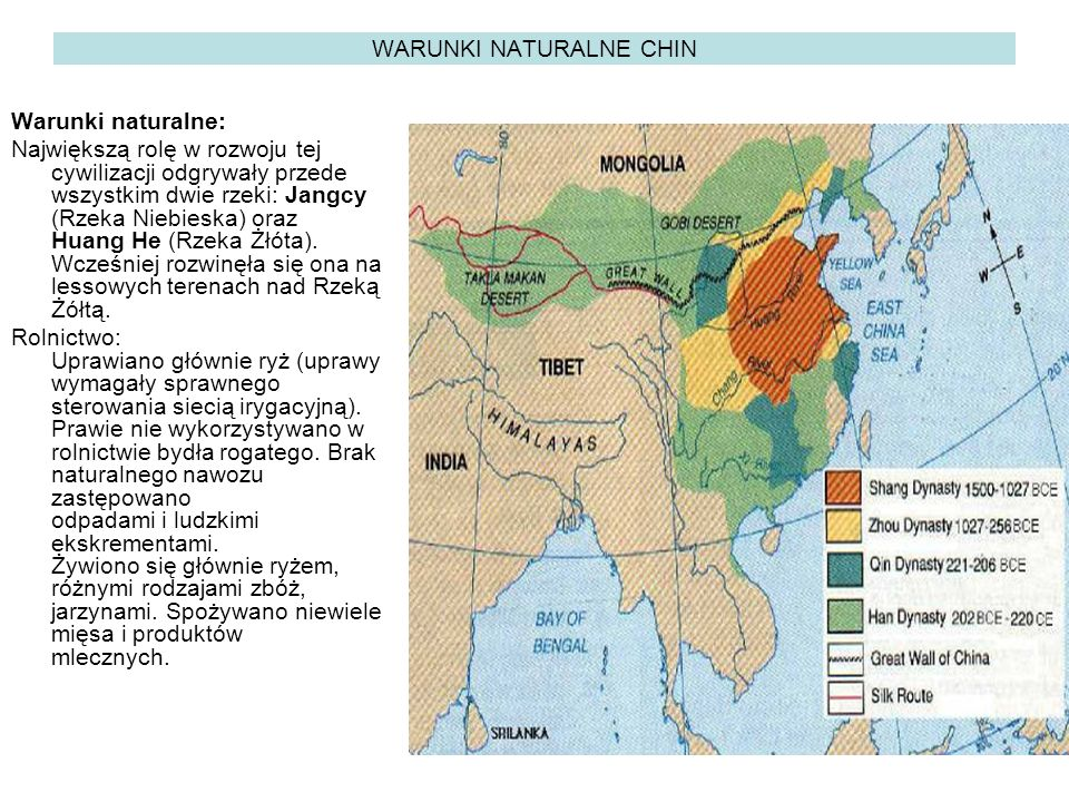 WARUNKI NATURALNE CHIN