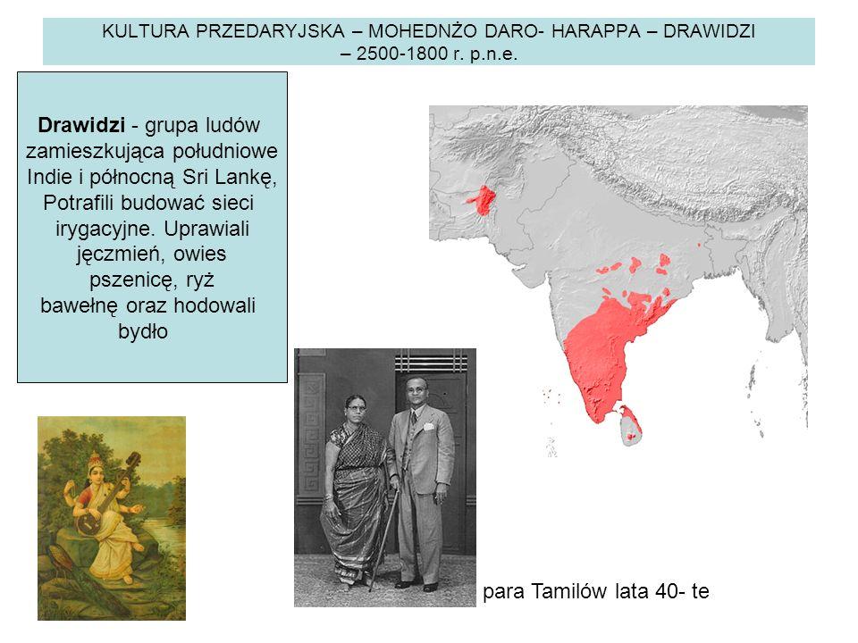 zamieszkująca południowe Indie i północną Sri Lankę,