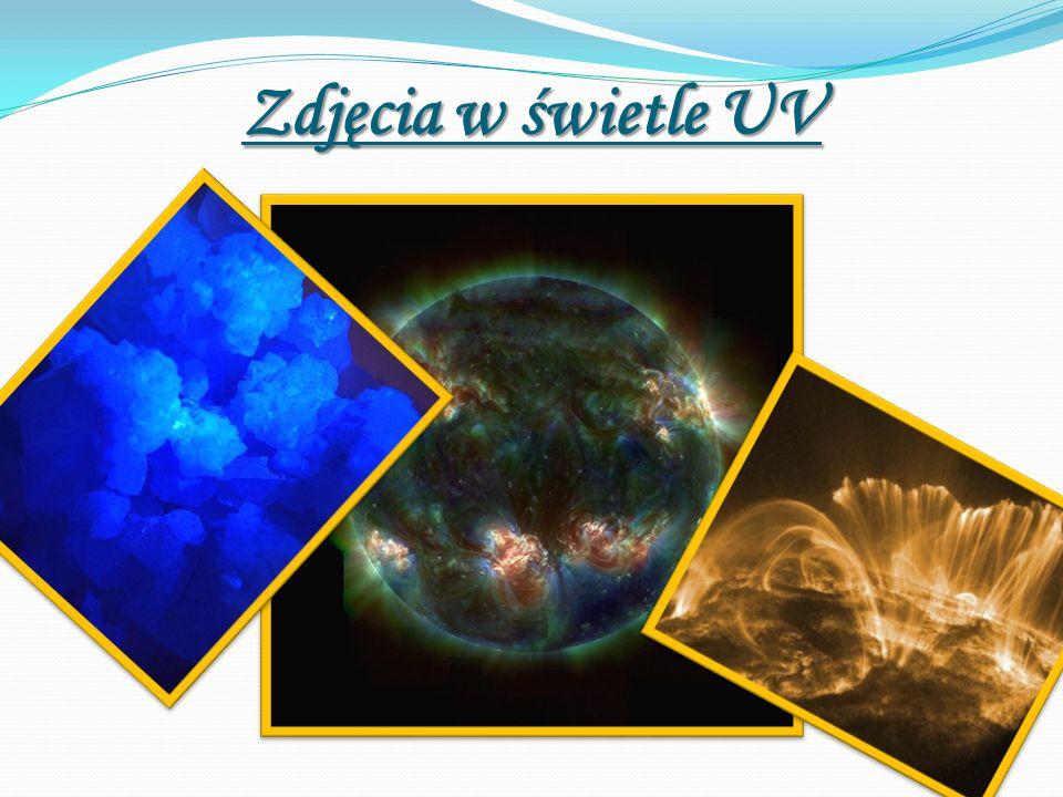 Zdjęcia w świetle UV