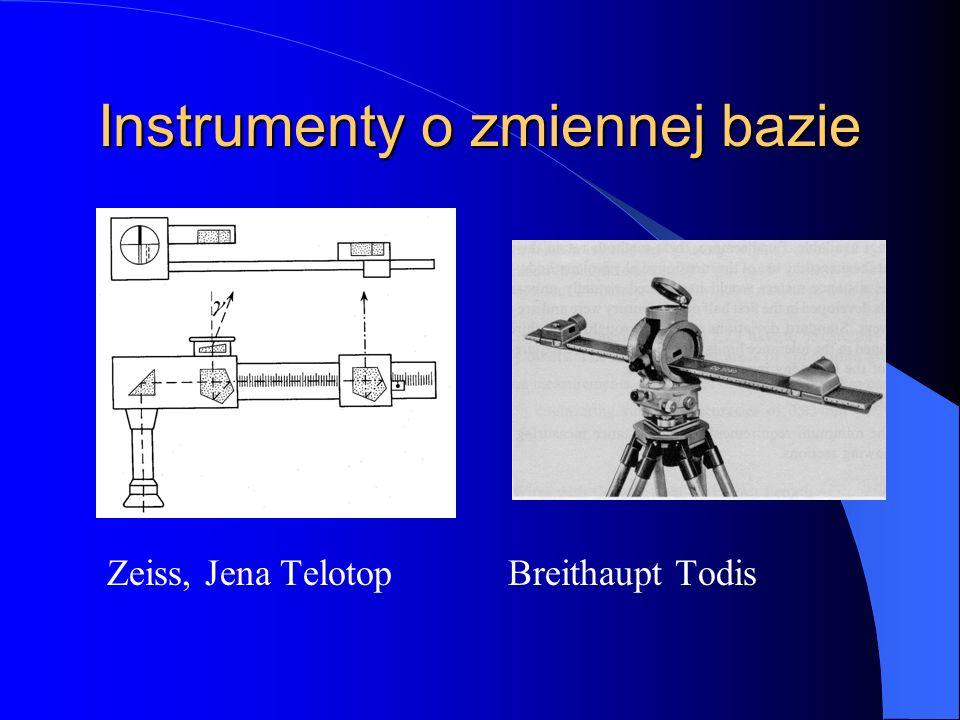 Instrumenty o zmiennej bazie