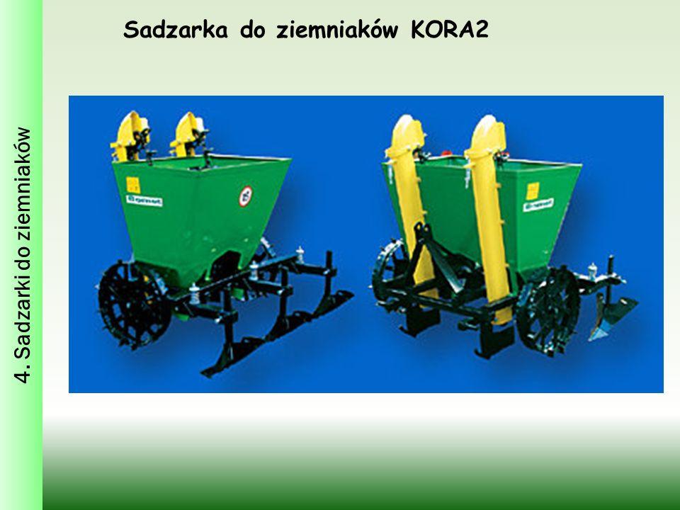 Sadzarka do ziemniaków KORA2