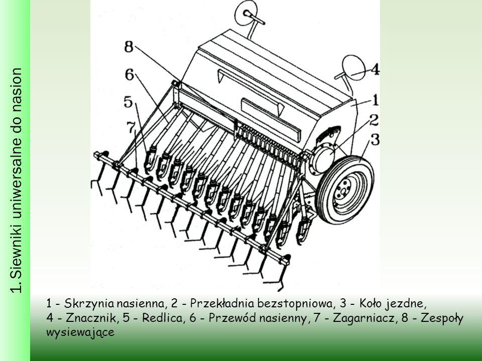 1. Siewniki uniwersalne do nasion