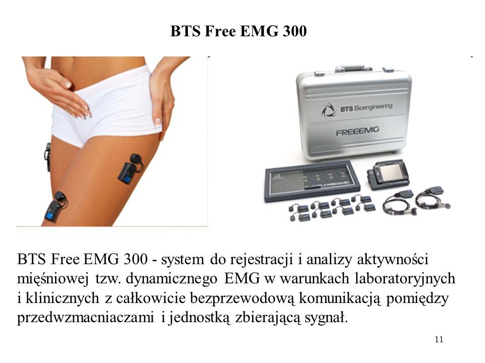 BTS Free EMG 300
