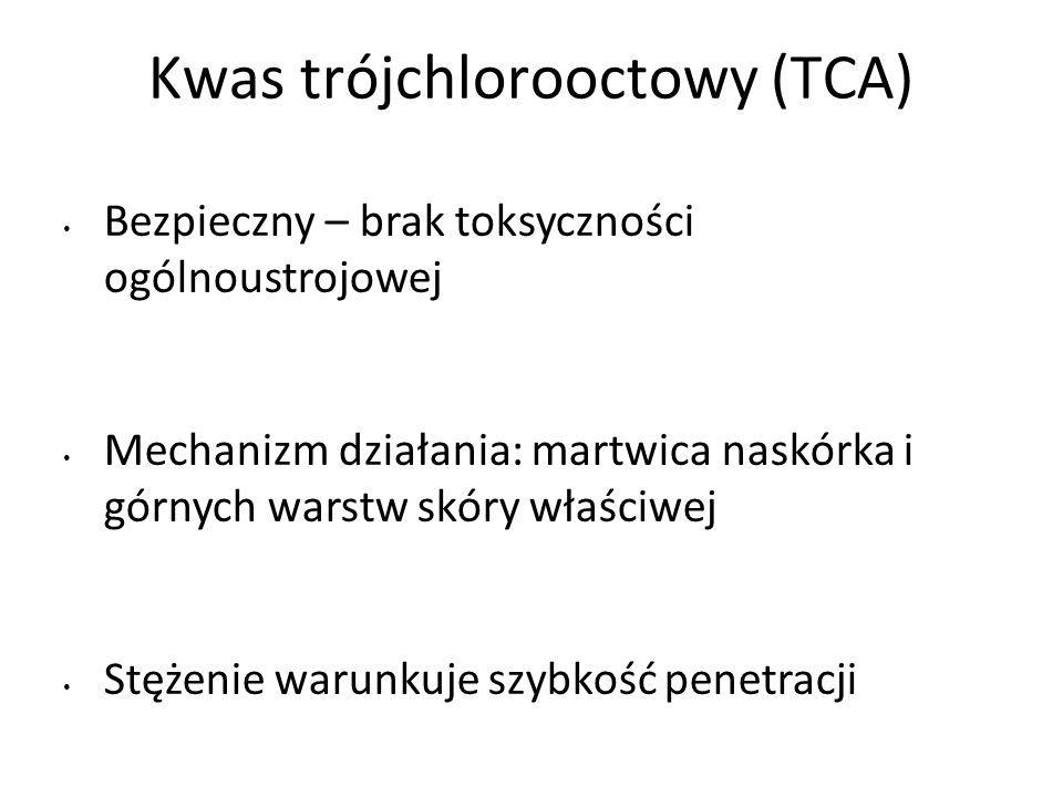 Kwas trójchlorooctowy (TCA)
