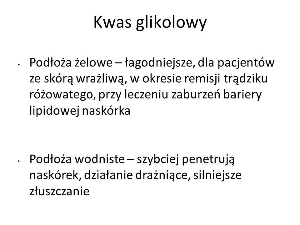 Kwas glikolowy