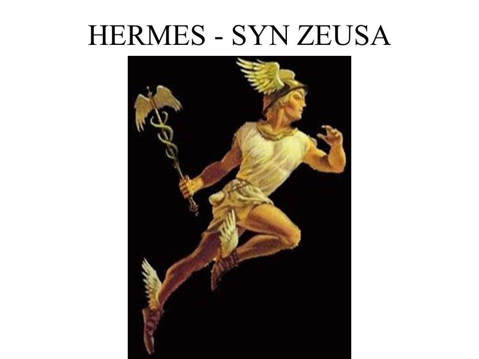 HERMES - SYN ZEUSA