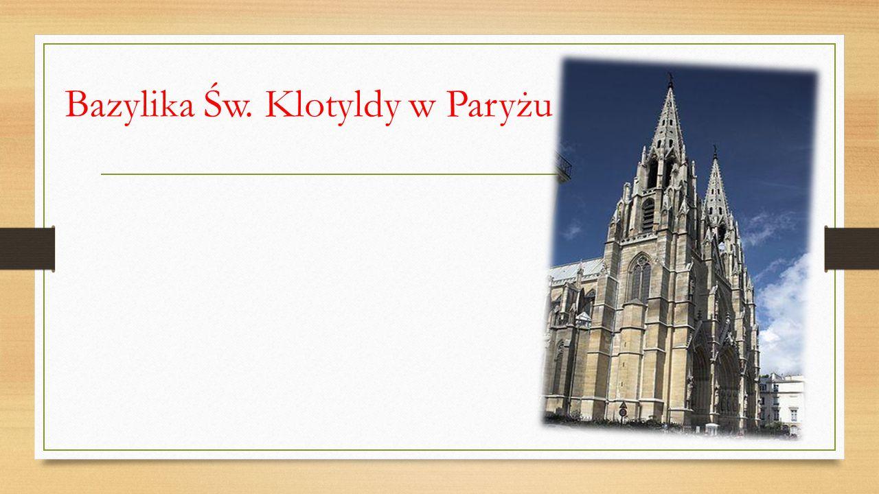 Bazylika Św. Klotyldy w Paryżu
