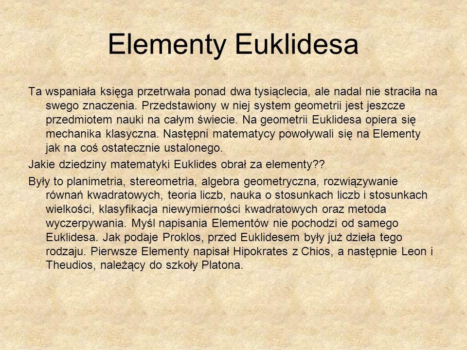 Elementy Euklidesa