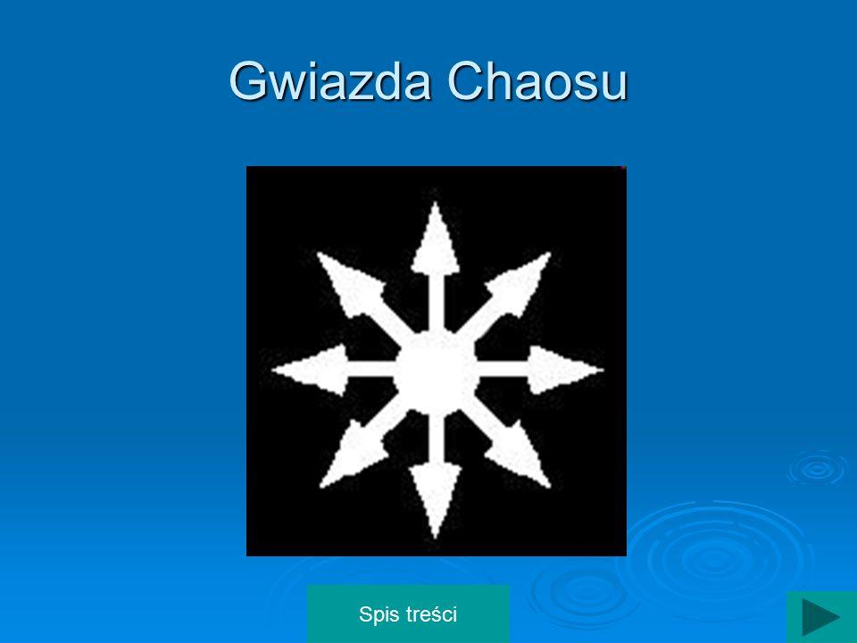 Gwiazda Chaosu Spis treści
