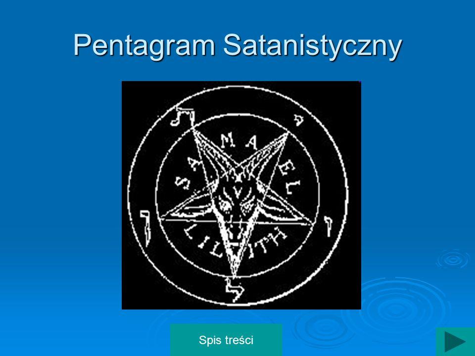 Pentagram Satanistyczny