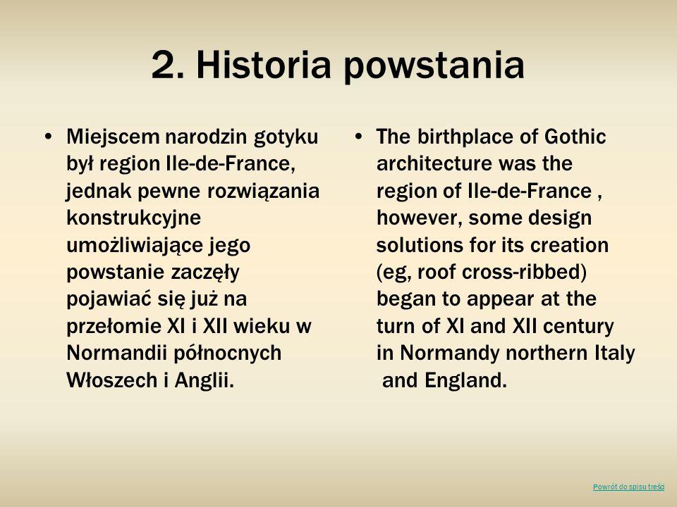 2. Historia powstania