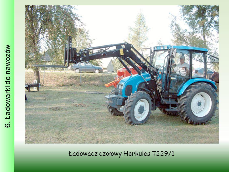 Ładowacz czołowy Herkules T229/1