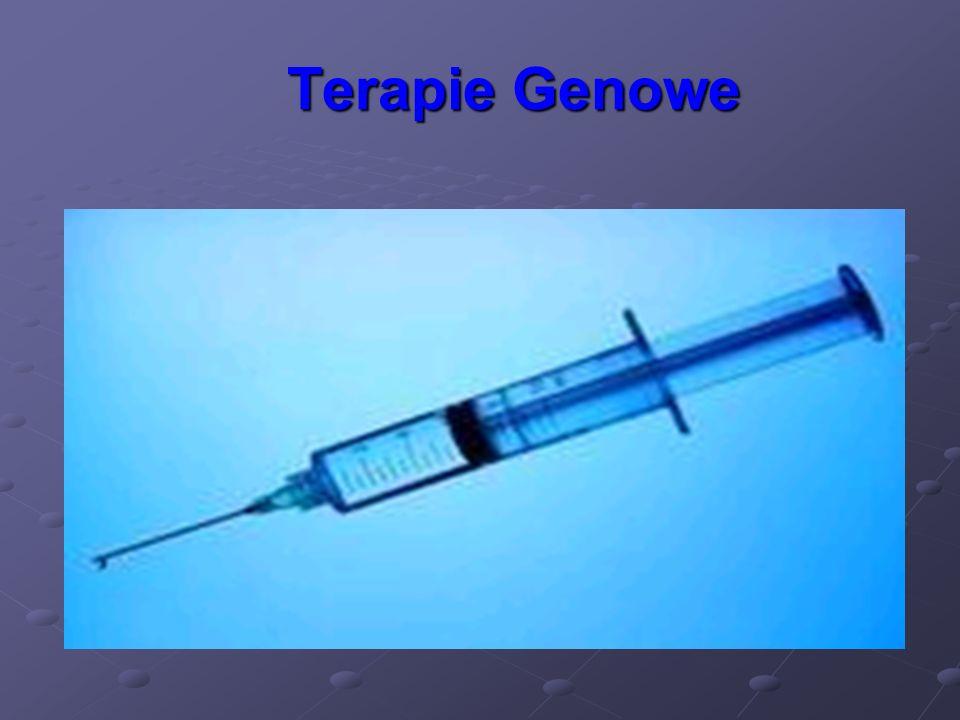 Terapie Genowe