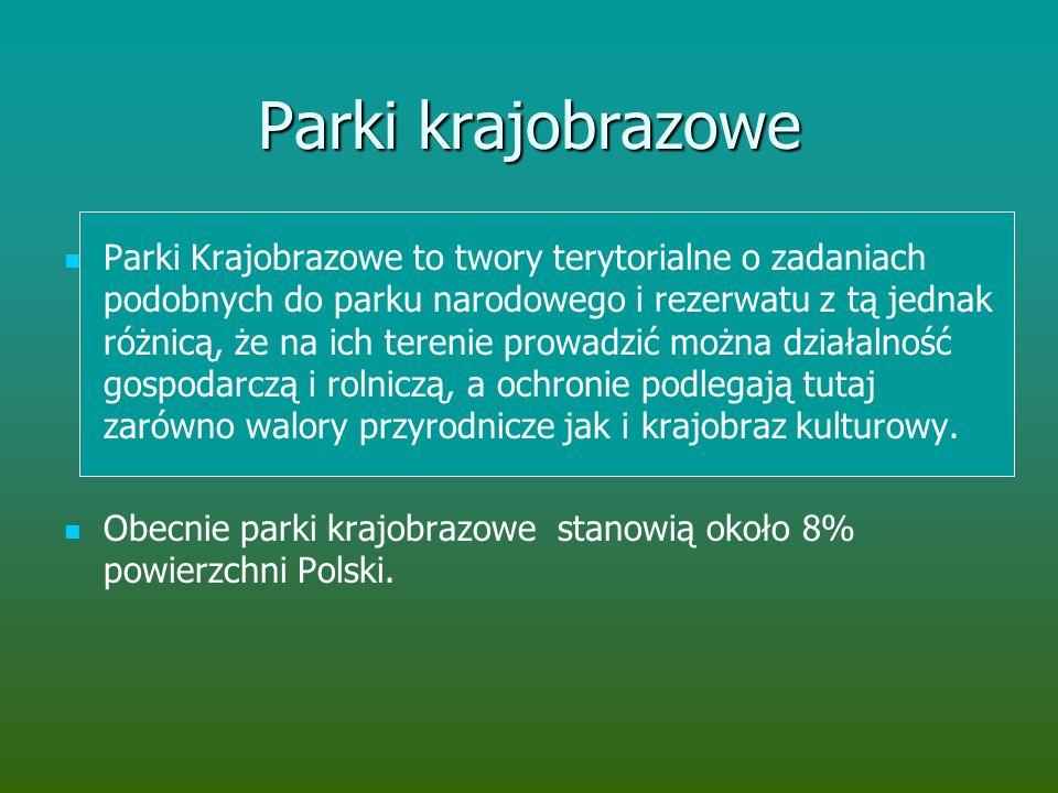 Parki krajobrazowe