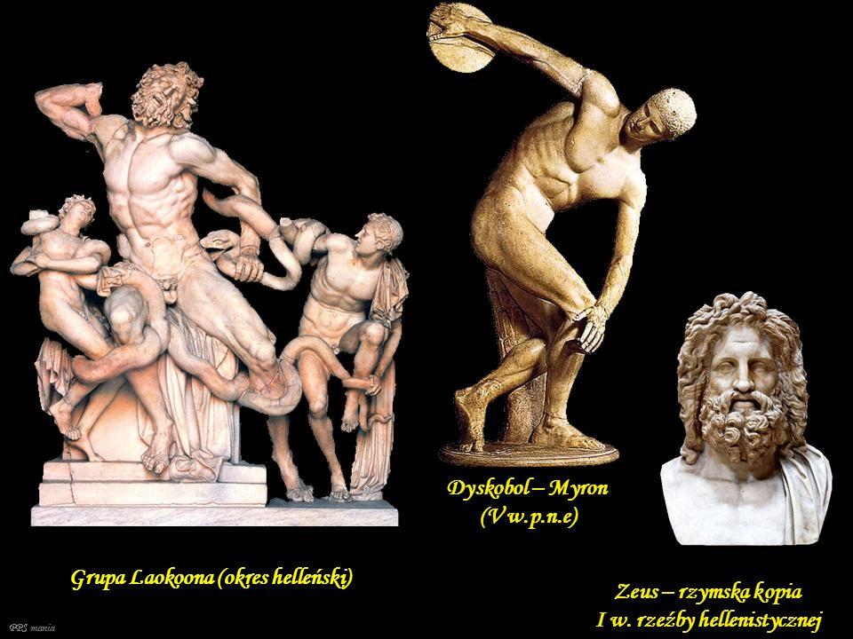 Dyskobol – Myron (V w.p.n.e)