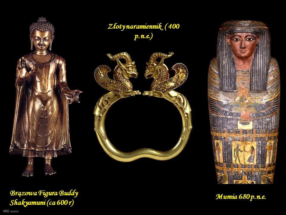 Złoty naramiennik ( 400 p.n.e.)