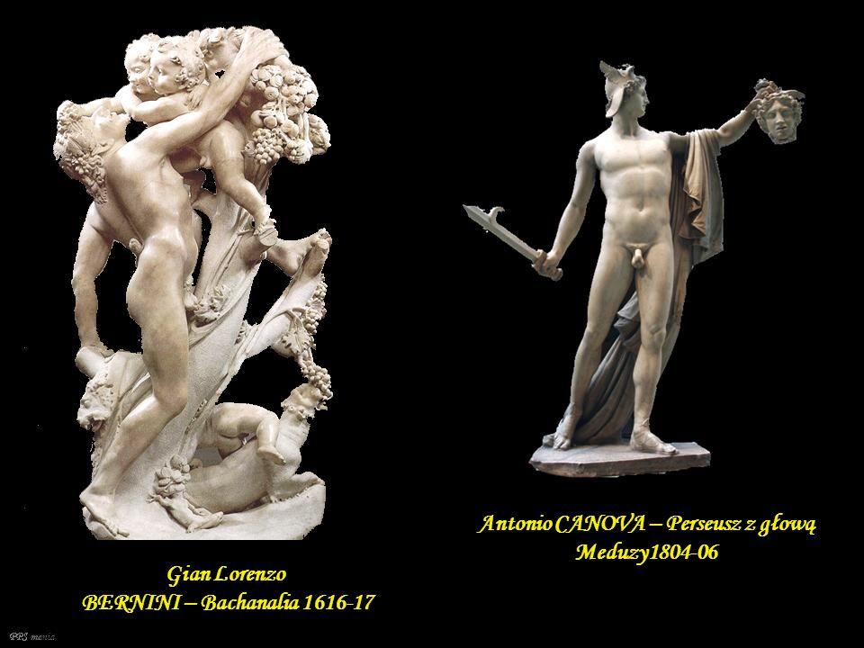 Antonio CANOVA – Perseusz z głową Meduzy1804-06