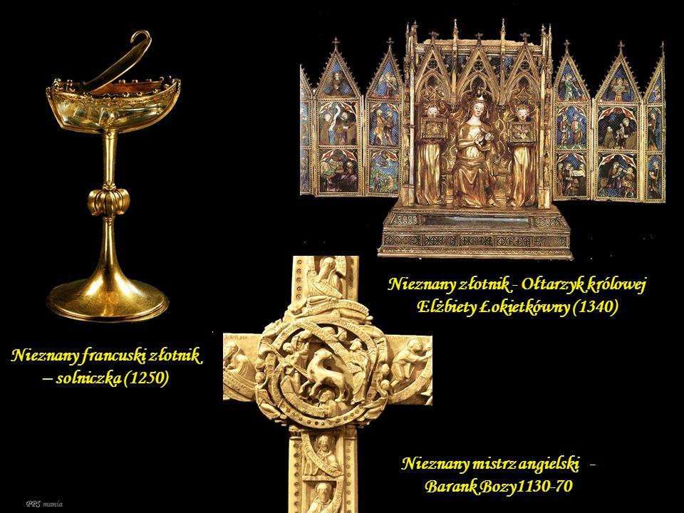 Nieznany złotnik - Ołtarzyk królowej Elżbiety Łokietkówny (1340)