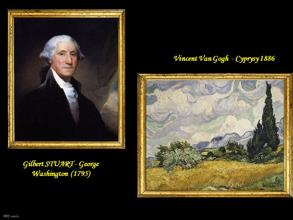 Gilbert STUART - George Washington (1795)