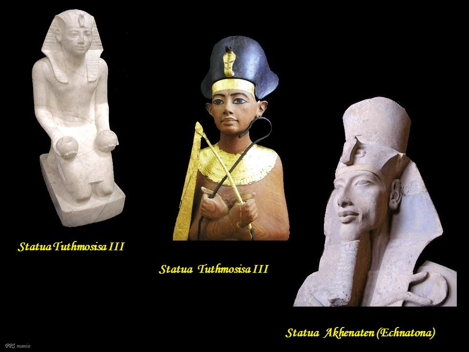 Statua Akhenaten (Echnatona)
