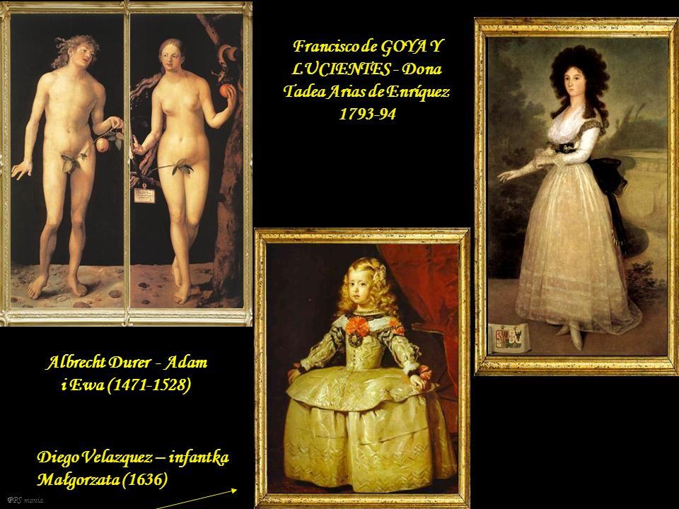 Francisco de GOYA Y LUCIENTES - Dona Tadea Arias de Enríquez 1793-94