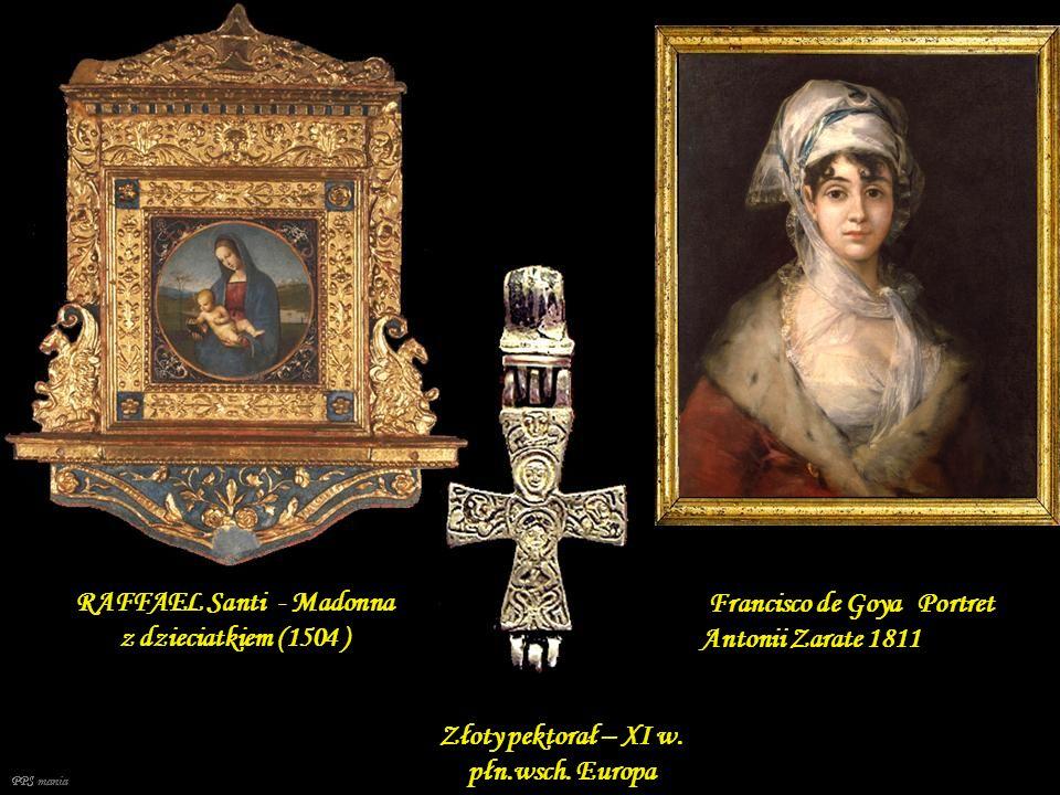 RAFFAEL Santi - Madonna z dzieciatkiem (1504 )