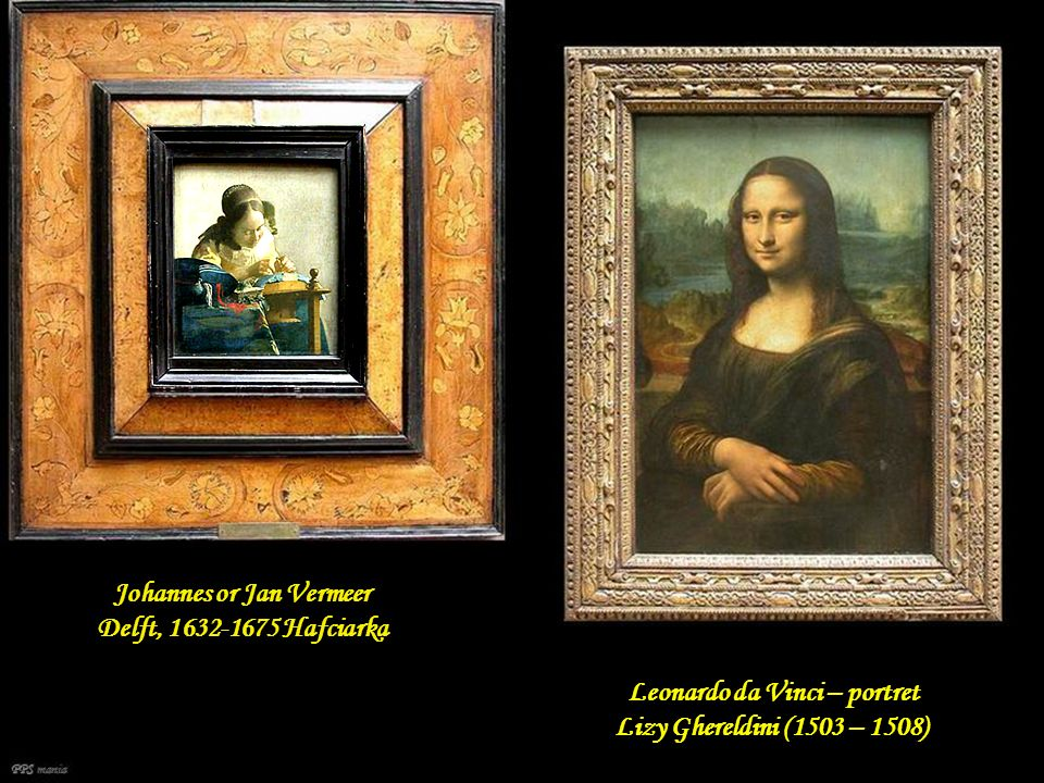Johannes or Jan Vermeer Delft, 1632-1675 Hafciarka