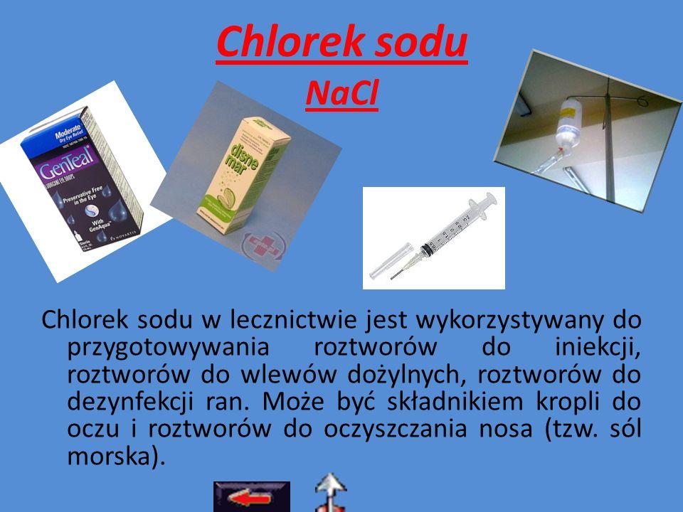 Chlorek sodu NaCl