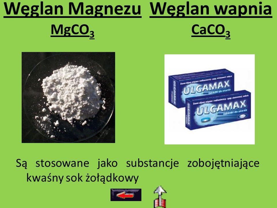 Węglan Magnezu Węglan wapnia CaCO3